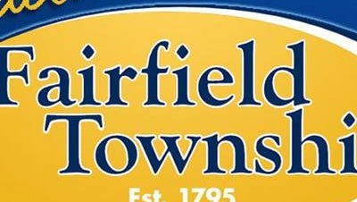 Fairfield Township welcome sign