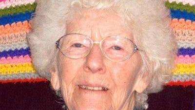 Margaret Marion Napier, 94