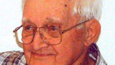 Roland Eugene Jones, 99