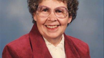 Elizabeth (Betty) Arnold, 91