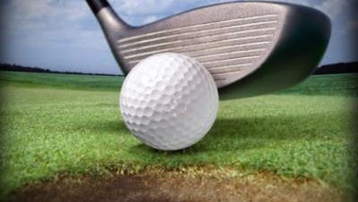 Stock golf photo