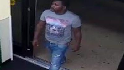 Tallahassee Police are searching for this man, who it says was involved in a string of robberies targeting elderly women.