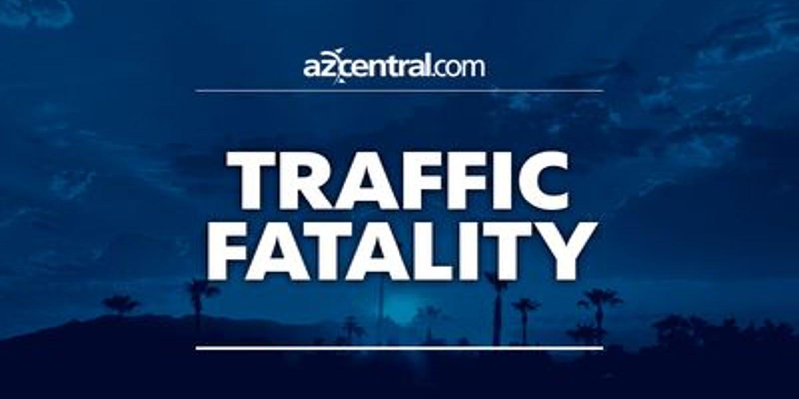 Motorcyclist killed in Queen Creek crash