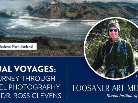 Visual Voyages: A Journey Through Travel Photography presented by Dr. Ross Clevens