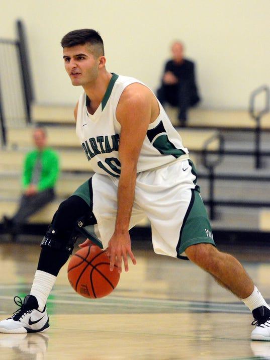 Wesley College vs York College Basketball