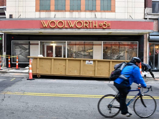 Iconic lunch counter restored at Woolworth on 5th