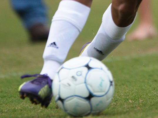 Boy's Soccer: LAMP vs. Eufaula 01