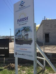 Parrish Medical Center's expansion in Port Canaveral