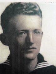 Ralph Jeffers, in wartime
