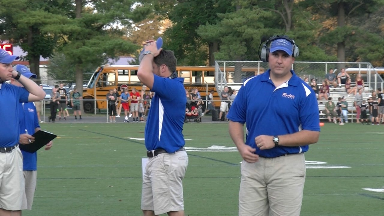 Watch: Spring Grove coach enjoying whirlwind season