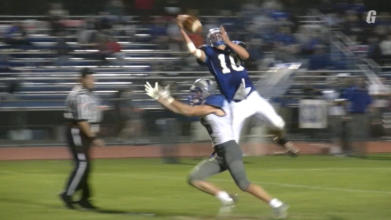 Cocalico runs past Cedar Crest