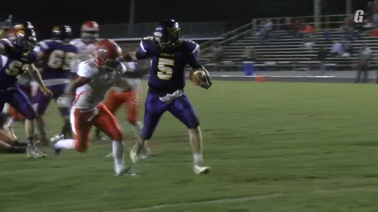 Lancaster Catholic rolls Pequea Valley on homecoming, 45-0