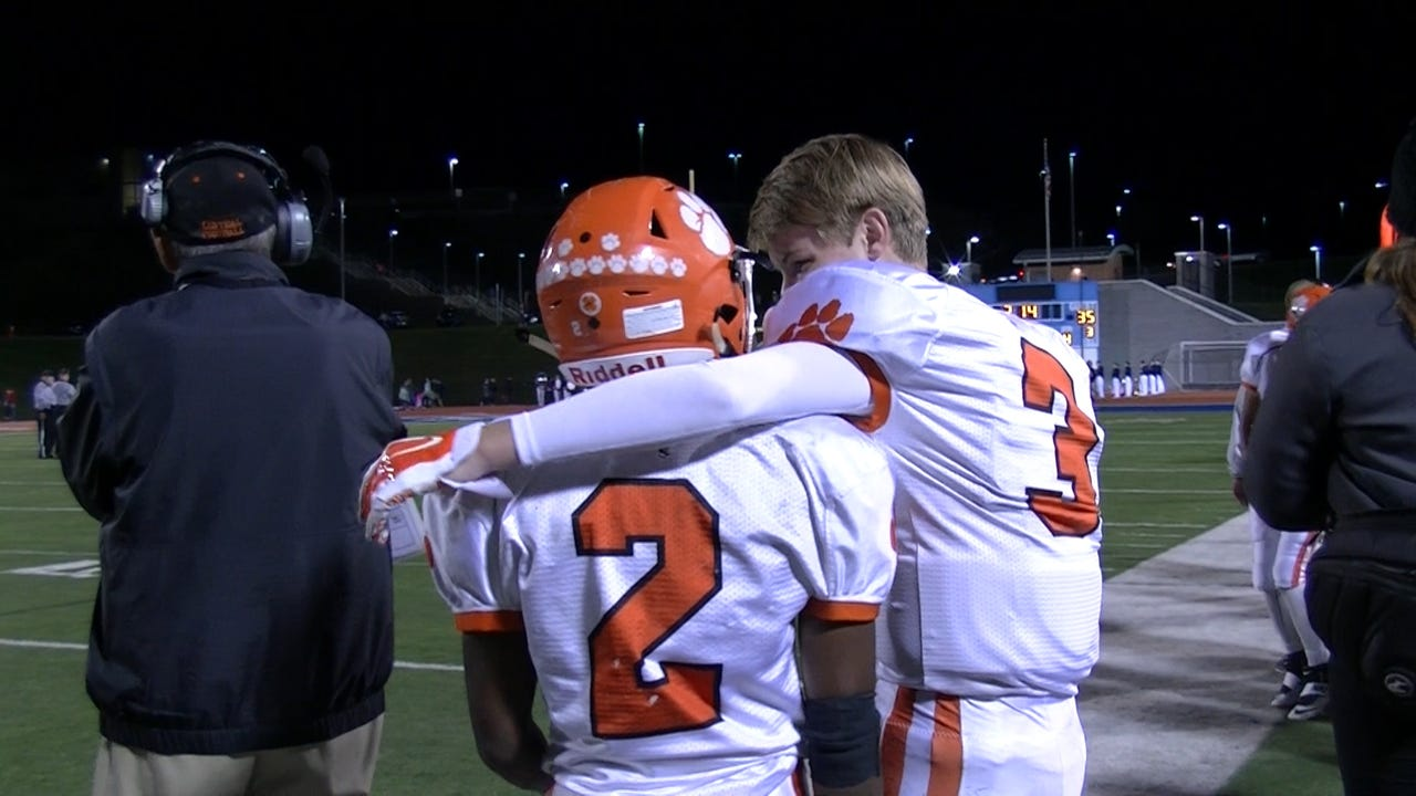 Watch: Central York recovers, defeats Spring Grove