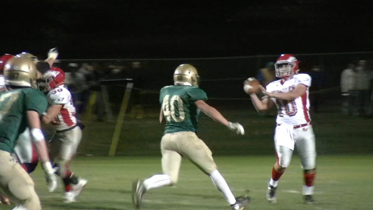 Watch: Bermudian Springs vs. York Catholic highlights
