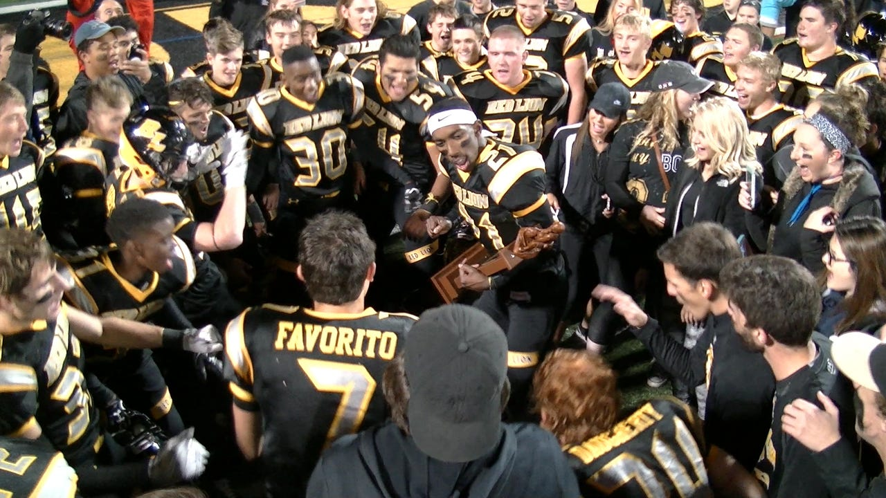 Watch: Red Lion caps perfect regular season