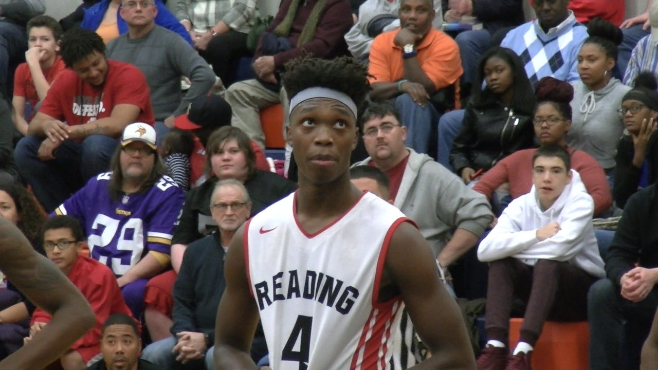 Watch: Central York falls to Division-I bound Lonnie Walker, Reading