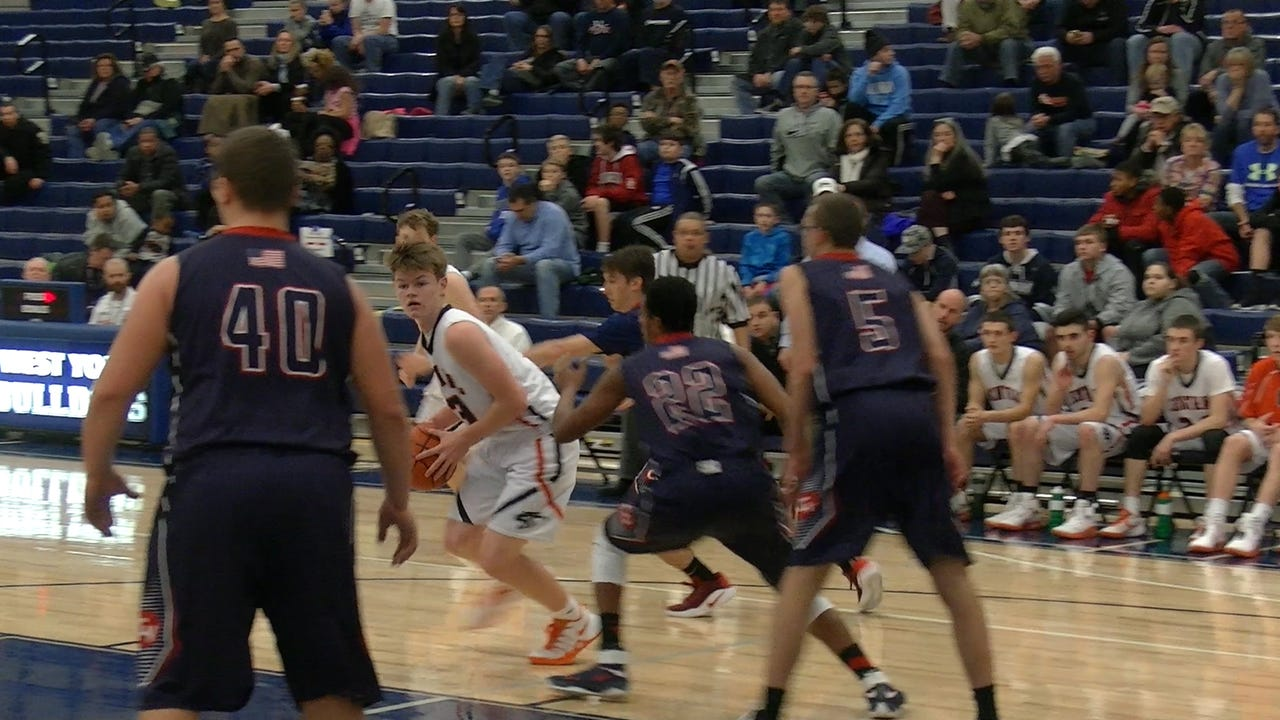 Watch: Central York boys win in OT
