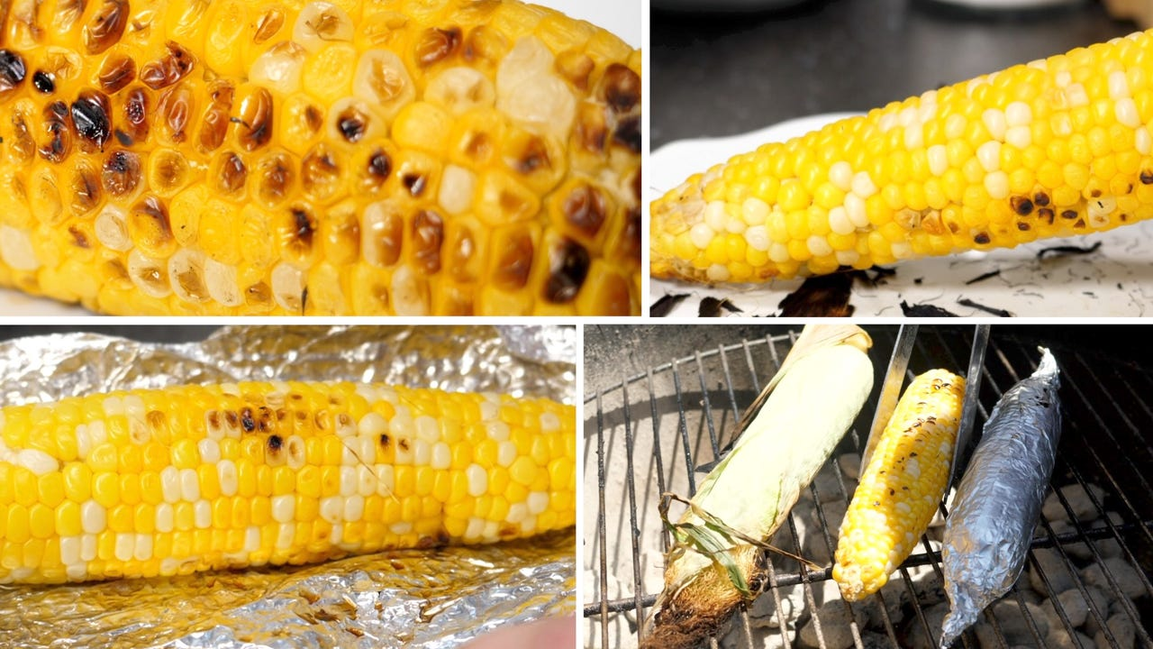 These are the 3 best ways to grill corn