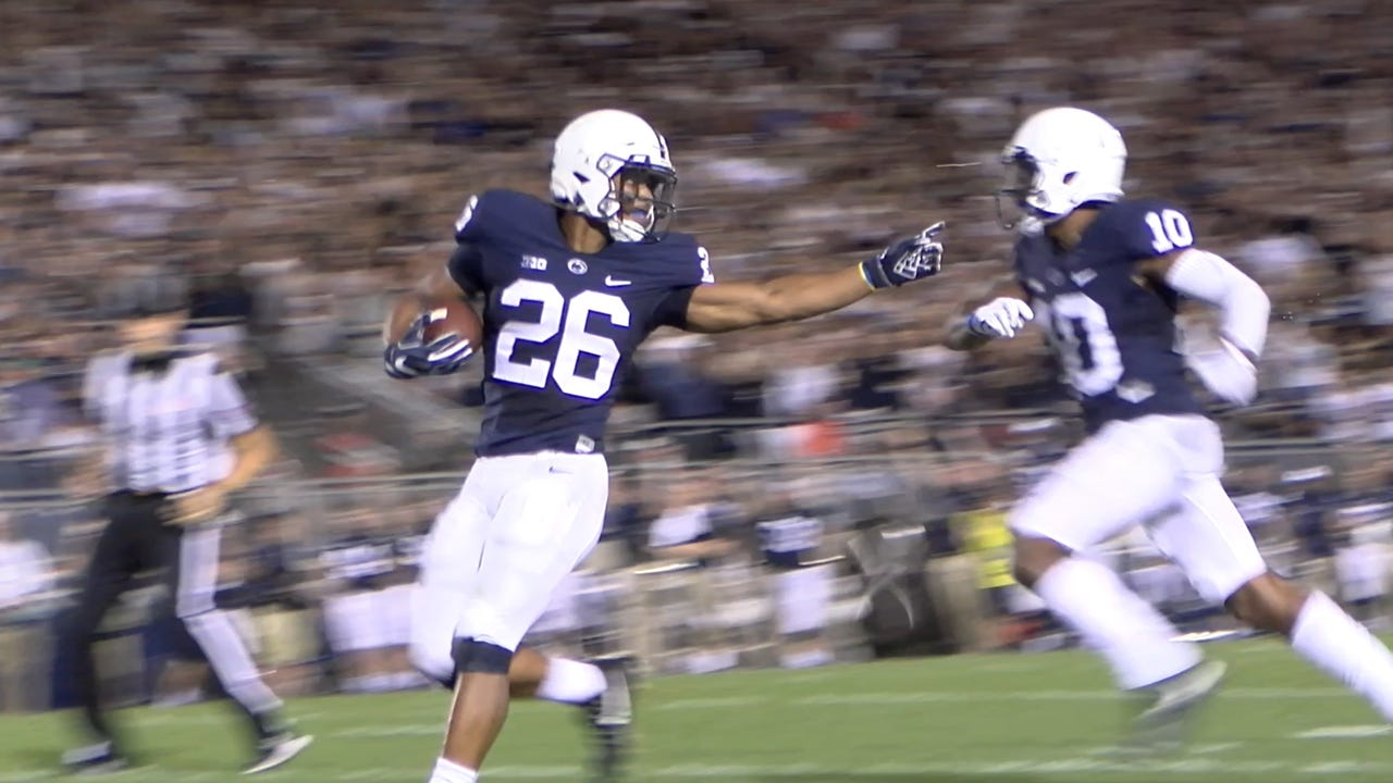 Behind the scenes: Big Ten Network broadcasts Penn State vs. Georgia State