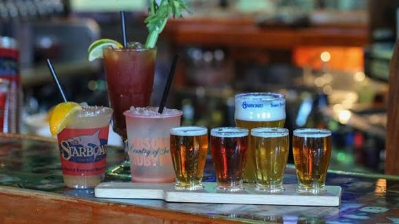 $3 happy hour at the Starboard from 4-8 p.m. Thursdays