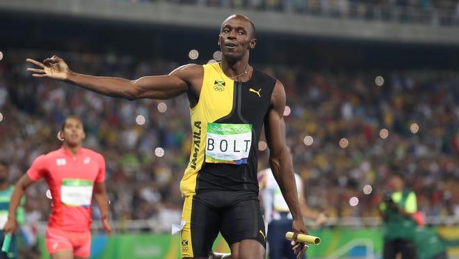 Usain Bolt,jamaica,Jamaican  legend,Summer Olympics,harbouchanews