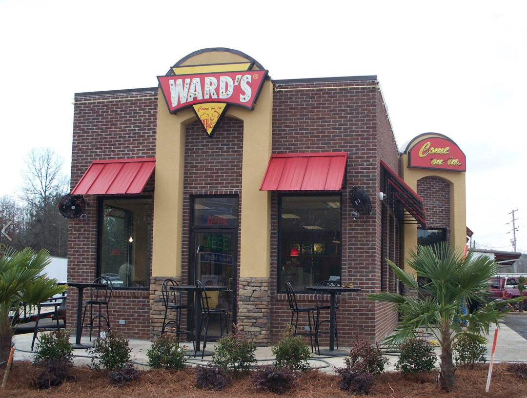 wards restaurant coupons