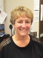 City High teacher Vicky Pedersen.