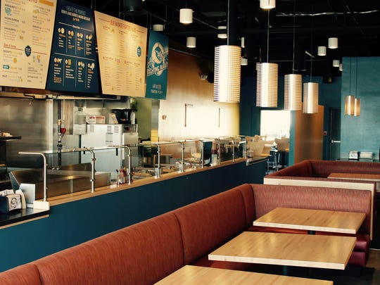 The Fighting Burrito's closed its Ankeny location in March. It still has restaurants in Ames and downtown Des Moines.
