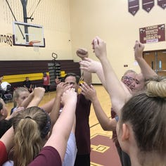 New coach brings positive energy to Licking Heights volleyball