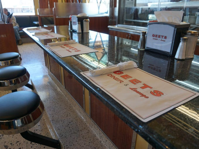 Geets Diner's new owners polished the iconic eatery's