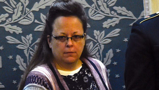 Kim Davis says she'll run again for Rowan County clerk in 2018.