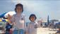 Ty Aguilar, 7, and Brady Aguilar, 4.