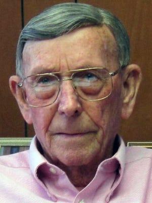 Former Belton Mayor Rufus Callaham