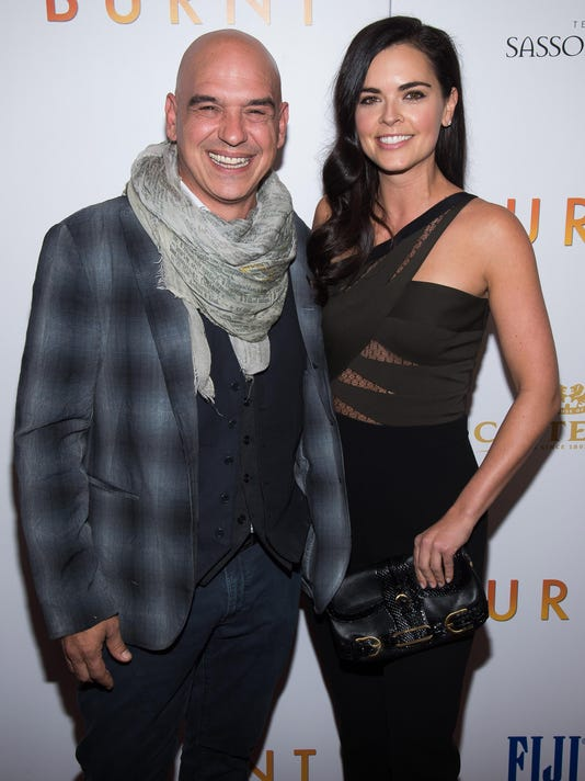 Katie Lee Joel, Michael Symon