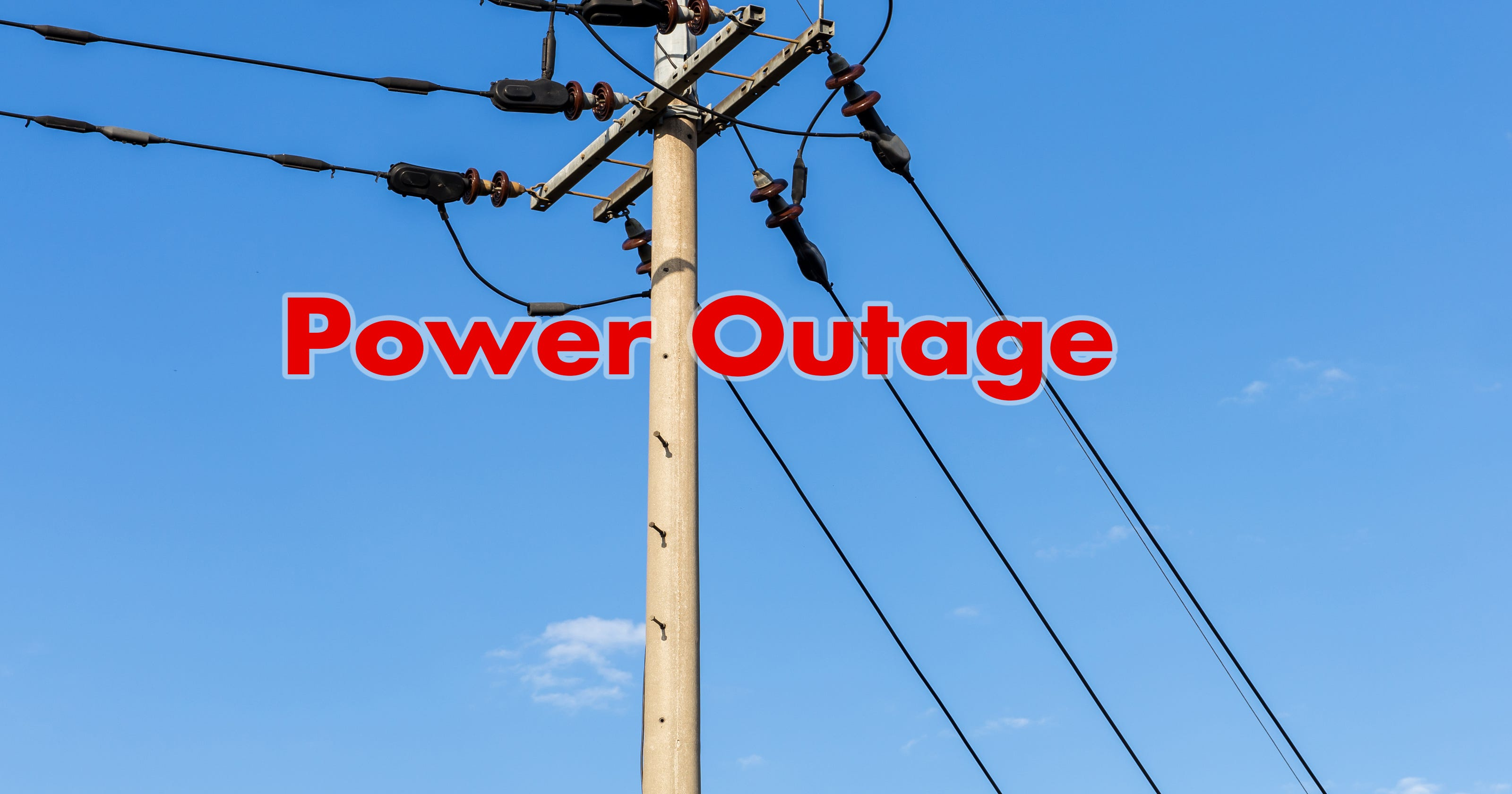 About 500 without electricity in Tehama County
