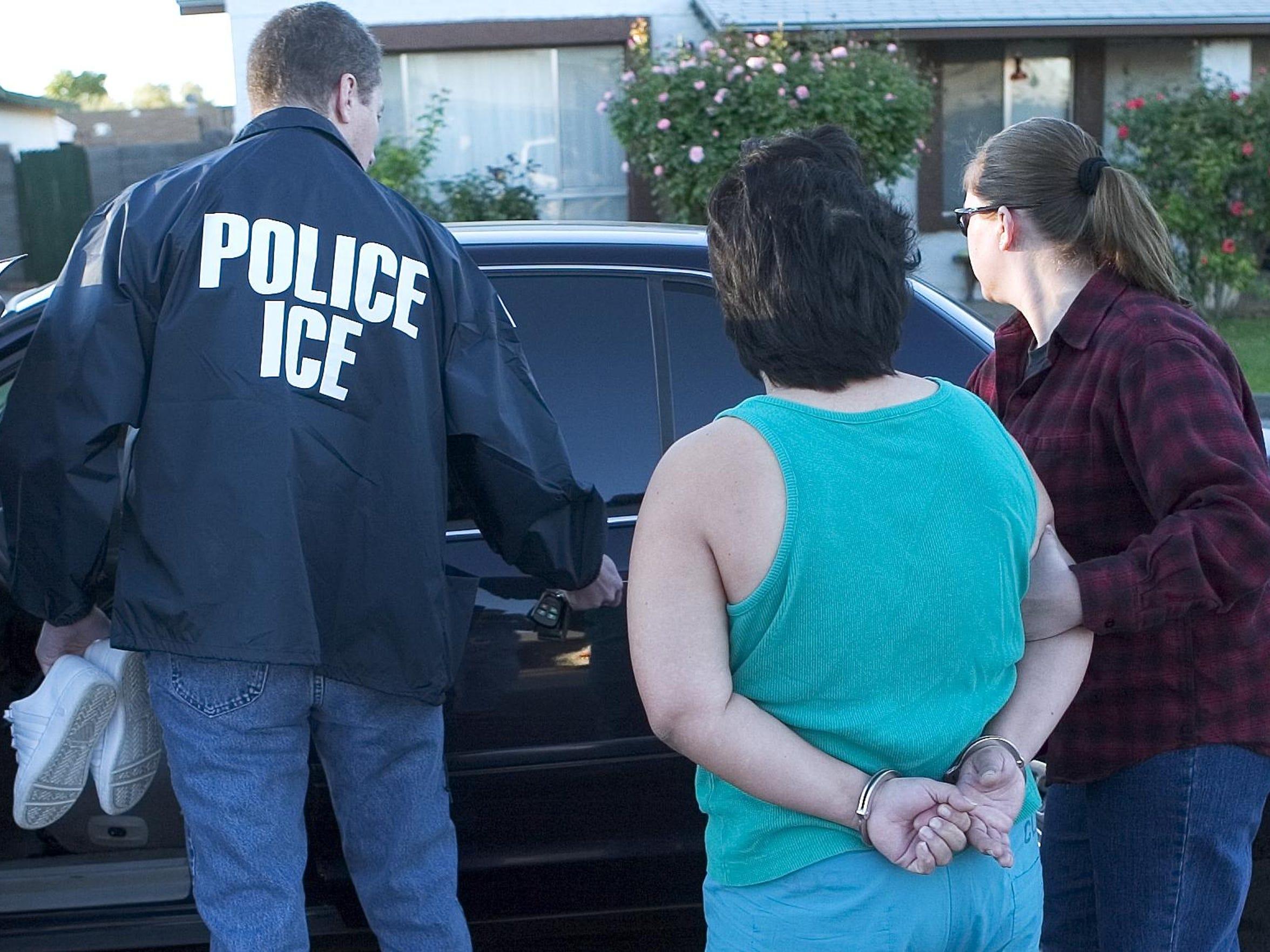 La SB1070 avivó el temor de la comunidad inmigrante a ser detenida y deportada.