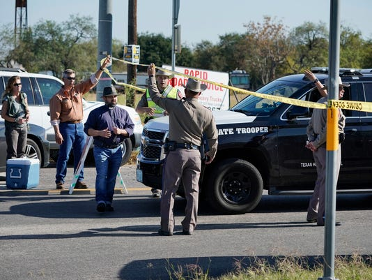 Sutherland Springs Shooting