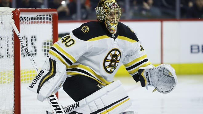 The Bruins' Tuukka Rask announced on Saturday that he is withdrawing from the Stanley Cup playoffs to be with his family.