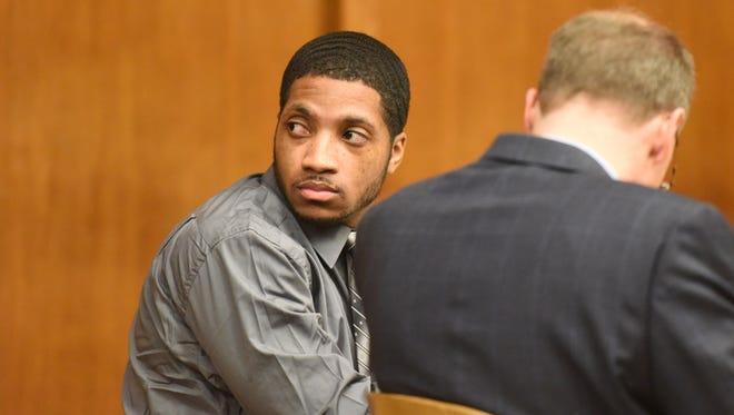 Tyheem Mayfield is alleged to have been the driver in the Nazerah Bugg murder case.