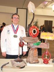 CIM Muskegon instructor Chef Cory Barrett of Muskegon,