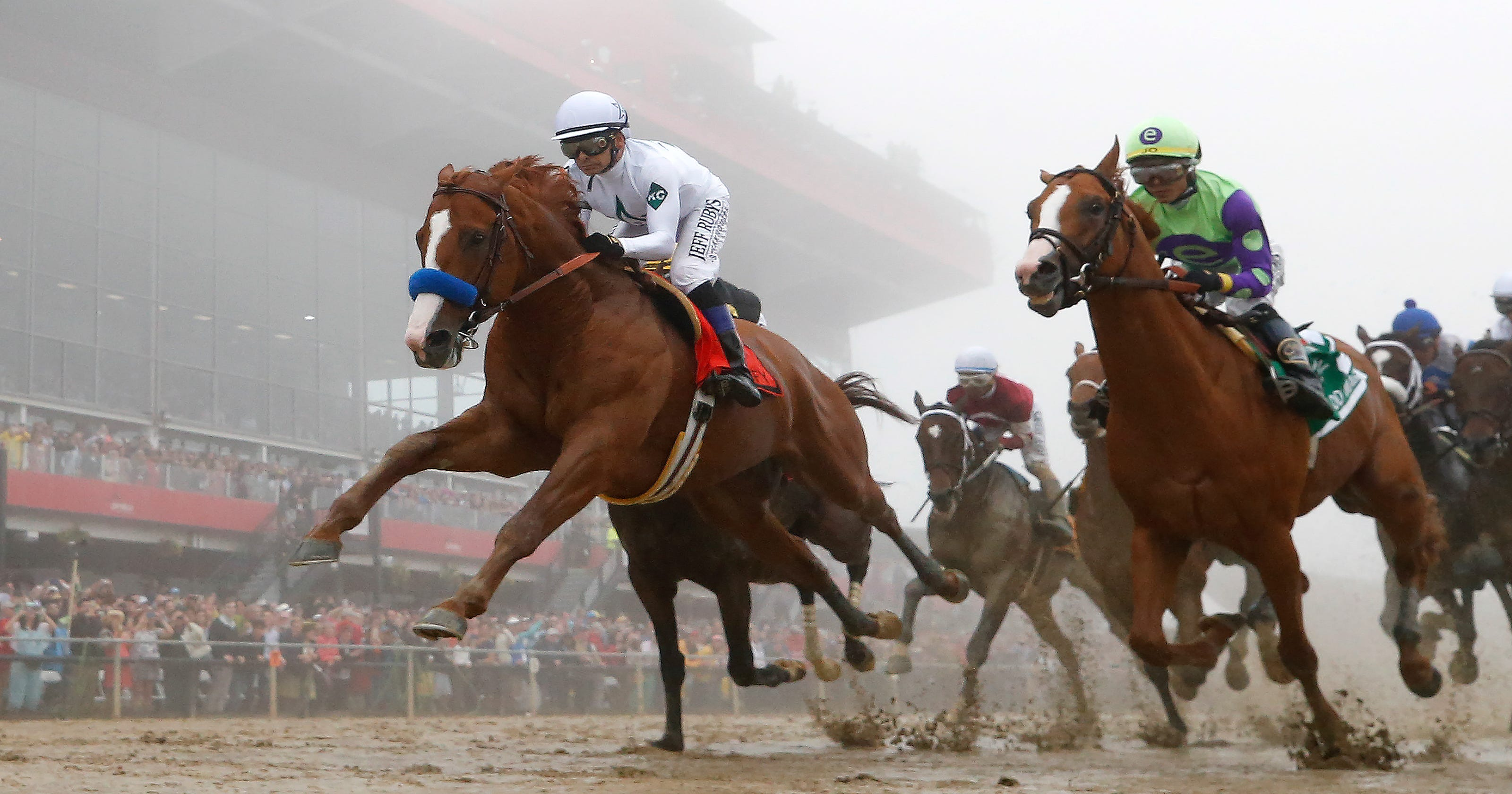 c2fa009cd099 How Justify went from maiden to Triple Crown winner in 112 days