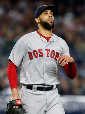 David Price is 5-3 with a 3.82 ERA in 11 starts.