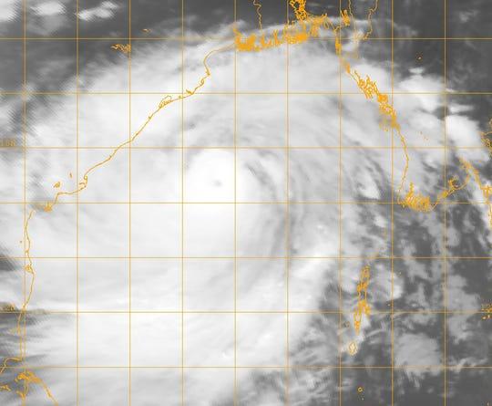 AP India Cyclone