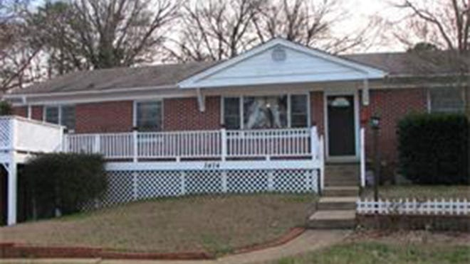 One Dalraida home is for sale for $114,900, and offers three bedrooms and two bathrooms within 1,599 square feet of living space. The home was built in 1955, and features a beautiful front porch.