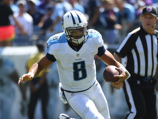 NFL: Minnesota Vikings at Tennessee Titans