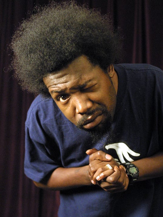 Title: FOREMAN AFROMAN