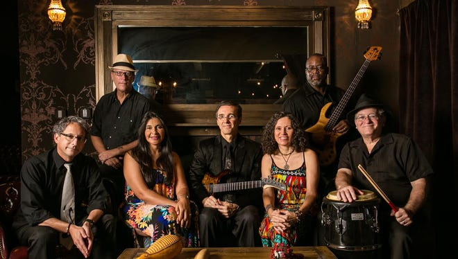 West Side Tropico, a local seven-piece Latin band, will perform Sept. 16 at Artis-Naples to kick off the Live and Local concert series this fall.