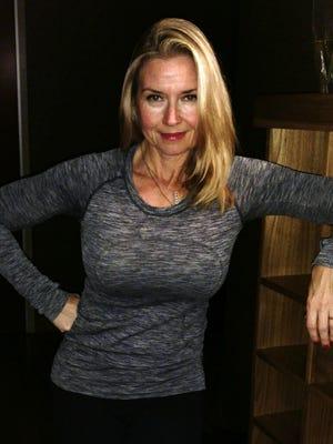 Reiki master Nicole Fevrier Davis