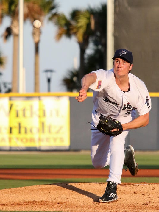 Homer Bailey starts for Wahoos