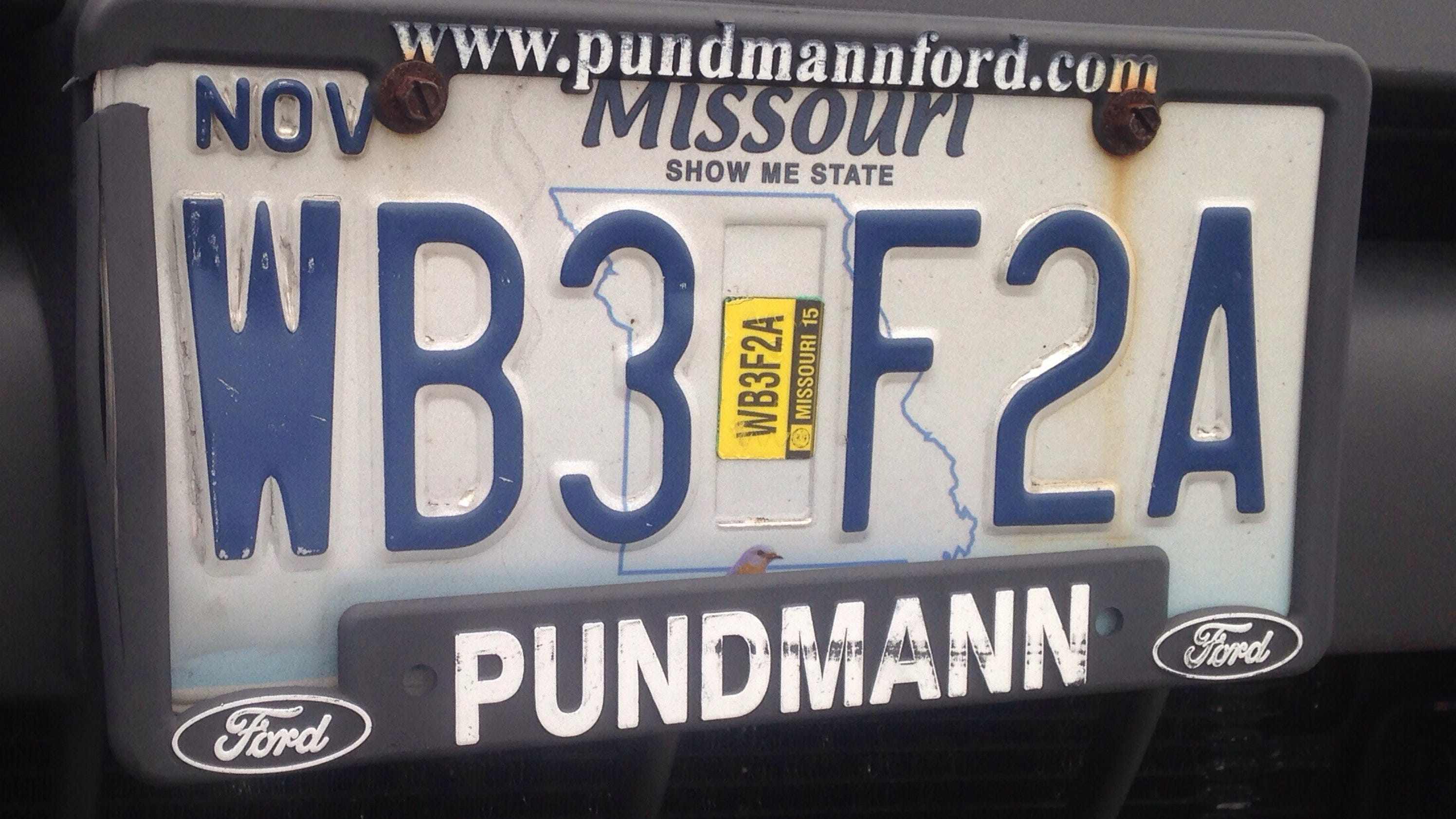 Answer Man: Do some vehicles need just one license plate?